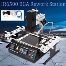 Ir6500 Bga Ir Rework Station Repair Heating Infrared Reballing Machine Soldering