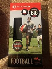 Wicked Big Sports Football-Supersized Football Outdoor Sport Tailgate Backyard