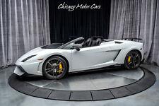 2011 Lamborghini Gallardo LP570-4 Spyder Performante $272k+MSRP!