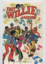 Fast Willie Jackson #1 African American Archie stunning vf+// vf/nm New looking