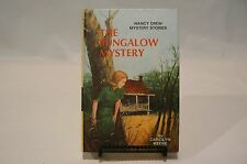 Nancy Drew - The Bungalow Mystery  - # 3 - 1960 - Blue End Pages