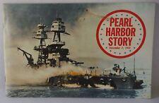 Pearl Harbor Story Dec 7 1941 PB 1973 Captain William T Rice USNR Authentic War