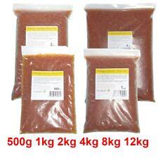 More details for orange indicator silica gel desiccant 2-5mm beads * 500g 1kg 2kg 4kg 12kg bags