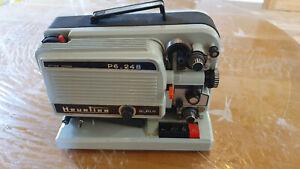 Projecteur Heurtier P6 24B ancien vintage