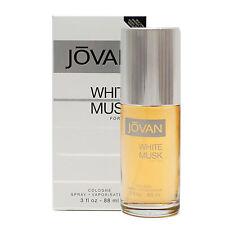 ~ White Musk for Men ~ Jovan 3.0 oz 88 ml Cologne NIB