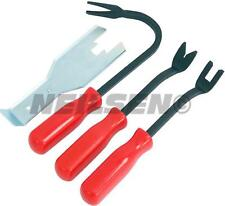 4pc mechanics door trim handle upholstery pickup tool spring hooks clip V U slot