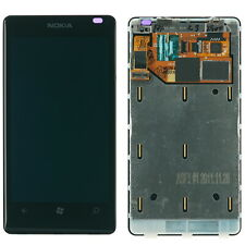 Original Nokia Lumia 800 LCD Digitizer +Frame LCD Screen Module