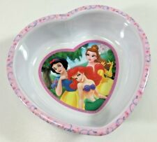 DISNEY PRINCESS KIDS MELAMINE FOOD BOWL - ZAK DESIGNS