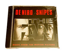 THE FAN CD-De Niro/Snipes-Music from the Motion Picture-MOVIE SOUNDTRACK-New