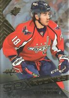 2015-16 SPx Hockey #109 Chandler Stephenson RC Washington Capitals