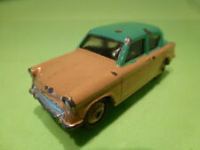 DINKY TOYS 175 HILLMAN MINX - LIGHT BROWN GREEN 1:43 - GOOD CONDITION