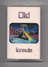 OLD - Formula 1995 SEALED Cassette rare EARACHE Old Lady Drivers