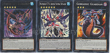 Authentic Rio Kastle Deck - Rank-Up-Magic Barian's Force - NM 43 Cards - Yugioh