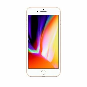 Apple iPhone 8 PLUS 64GB - Factory Unlocked (AT&T T-Mobile) 4G Smartphone - GOLD