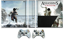 Assassin 211 Vinyl Decal Skin Sticker for Xbox360 Slim E and 2 controller skin