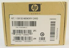 HP 1 GB SD Flash Memory Card Secure Digital FA283A#AC3