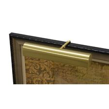 """House of Troy Traditional 18"""" Satin Brass Picture Light - T18-51"""