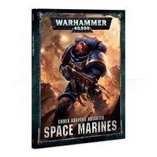 Codex: Space Marines (Tapa dura) (Español) - Warhammer - Producto Oficial