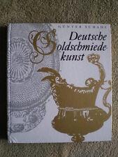 Deutsche Goldschmiedekunst - DDR Buch Gold Silber Gußtechnik Goldschmied
