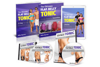 Flat Belly Tonic Main System + Advanced System To Accelerate Your Weight Loss