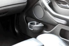 Additional Door Panel Cup Holder with two rings for BMW 82110027936 Expeited