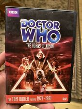 Doctor Who: The Horns of Nimon (Story 108) Tom Baker, Lalla Ward, Graham Crowde