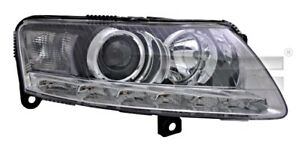 TYC Headlight D3S LED Right For AUDI A6 Allroad Avant 4F C6 RS6 S6 4F0941030EP