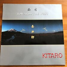 Kitaro ‎– Towards The West LP VINILE 33 Giri 1986 Electronic Ambient