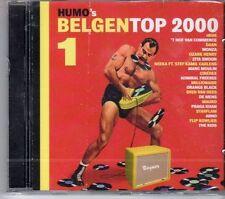 (FD829) Humo's Belgen Top 2000, 20 tracks various artists - 2010 sealed CD