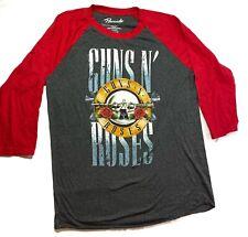 Guns and Roses Shirt Metal M
