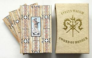 SWORD OF HONOUR TRILOGY by EVELYN WAUGH - THE FOLIO SOCIETY, 1990