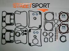 "Harley Davidson Sportster 883 ""1989 - 2003"" Top End Gasket Kit Silicone - NEW!!"