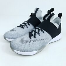 reputable site 146a1 ed10f Nike Air Zoom fuerte para mujer Talla 8 Zapatos Gris Negro 843975 100