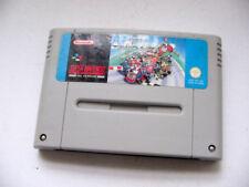 Super Mario Kart Video Games for Nintendo SNES