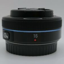Samsung 16mm F2.4 i-Function *EXCELLENT CONDITION*