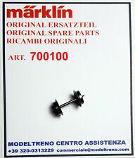 MARKLIN 70010 700100 ASSE  A.C. - RADSATZ VOLLRAD ZAPFEN  D/10,3 L 26,1