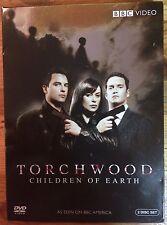 Torchwood - Children of Earth (DVD, 2009, 2-Disc Set)