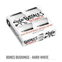 NEW! - Powell Peralta Bones Skateboard Truck Bushings Hardcore Hard White/Black