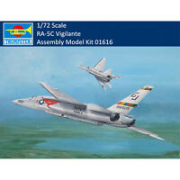 Trumpeter 01616 1/72 Scale RA-5C Vigilante Plastic Assembly Aircraft Model Kits