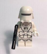 LEGO STAR WARS  FIRTS ORDER SNOWTROOPER EPISODE 8 100% LEGO Les derniers jedi