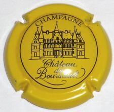 Capsule de Champagne: Promo !!!  CHATEAU DE BOURSAULT , n°15 , jaune et noir