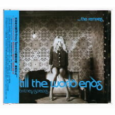 "Britney Spears ""Till The World Ends"" CD  Remix Single 17-Track  China"