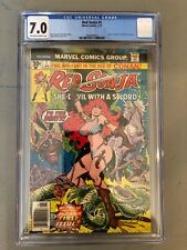Red Sonja #1--CGC 7.0--Fabulous first issue!
