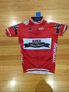 Pactimo Cycling Jersey Men's (Boys) XXS in VG Condition (#A5)