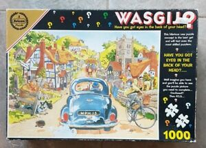 Wasgij jigsaw 1000 piece puzzle
