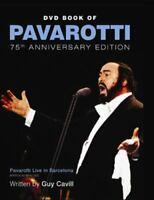 Pavarotti Book + Region DVD * Note USA Region Free required Some LAPTOP/PC