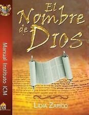 El Nombre de Dios Manual by Lidia Zapico (2014, Paperback)