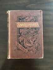 RARE Shakespeare's Works-Belford, Clarke And Co. Publishing 1887