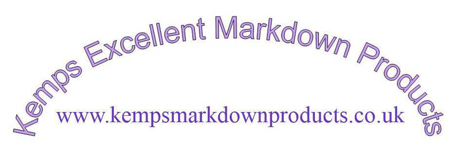 Kemps Excellent Markdown Products