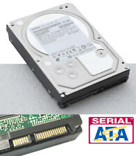 "2000 Go 2 To Hitachi hds722020ala330 3,5"" 8,89 cm HDD disque dur 24 h d'exploitation #f150"